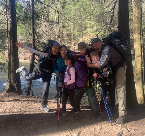Backpacking Bootcamp