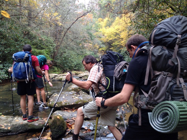 Backpacking Adventure Trips