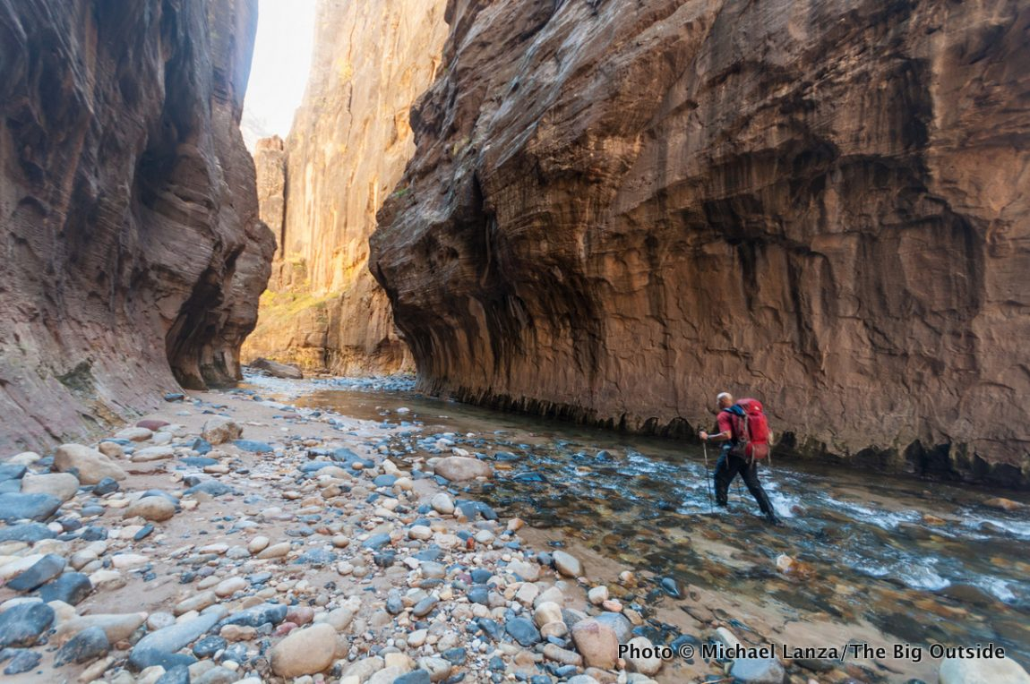 Adventure Backpacking Trips
