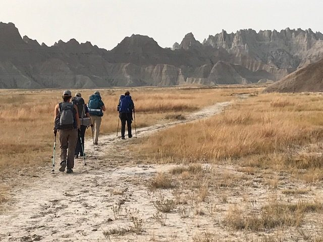 Backpacking South Dakota