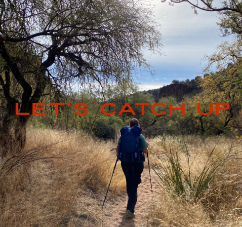 How to Cache Water Backpacking
