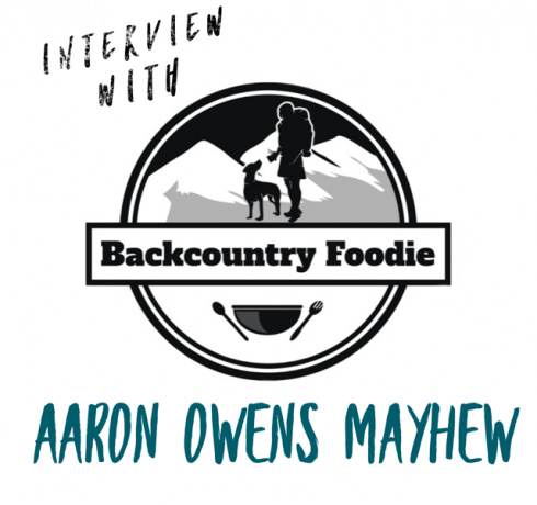 backcountry foodie