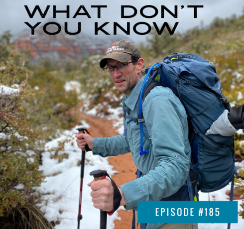 Backpacking Podcasts